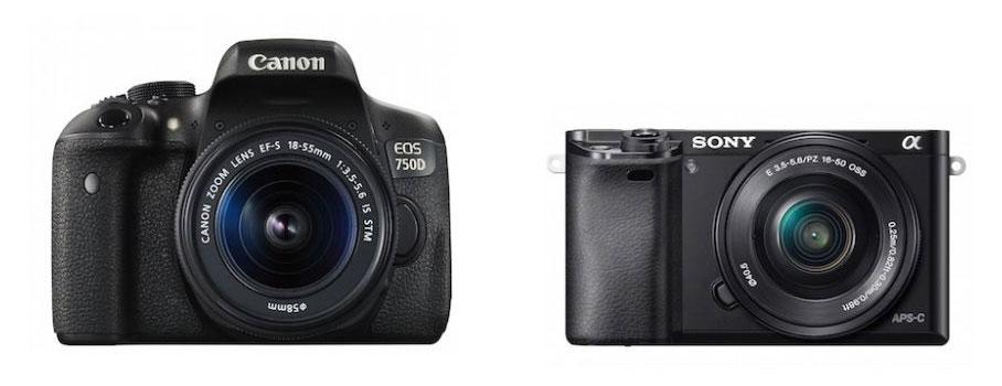 spiegelreflexkamera dslr oder systemkamera dslm die besten digitalkameras im test vergleich. Black Bedroom Furniture Sets. Home Design Ideas